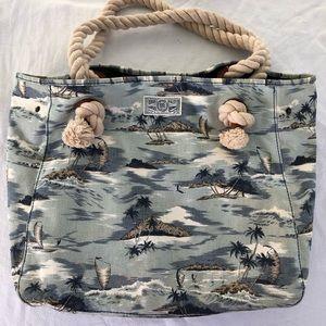 Lucky Brand beach bag